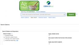 Alt HealthWatch screenshot